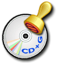 Power CD+G Stamper